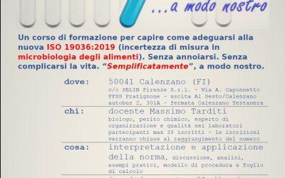 Corso 19036:2019